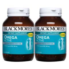 BLACKMORES OMEGA ACTIVE 60S X 2
