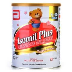 ISOMIL PLUS SOYA CHILDREN NUTRITION (1-10 YEARS) 850G