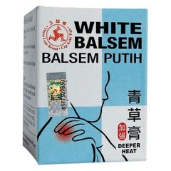 THREE LEGS WHITE BALSEM 36G