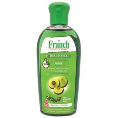 FRANCH HERBAL HAIR OIL AMLA HAIR FALL CONTROL 200ML