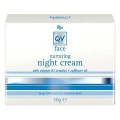 EGO QV FACE NURTURING NIGHT CREAM 50G