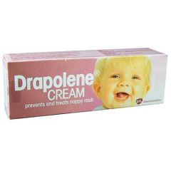 DRAPOLENE NAPPY RASH CREAM 55G