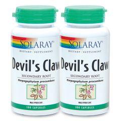 SOLARAY DEVILS CLAW 100S X 2