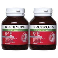 BLACKMORES BIO E 500IU CAPSULE 60S X 2