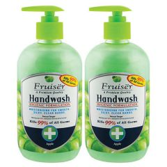 FRUISER HAND WASH APPLE 500ML X 2