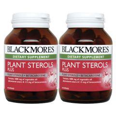 BLACKMORES PLANT STEROLS PLUS CAPSULE 60S X 2
