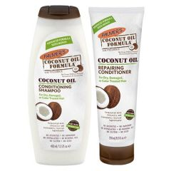 PALMERS COCONUT OIL CONDITIONING SHAMPOO+REPAIRING CONDITIONER 400ML+250ML
