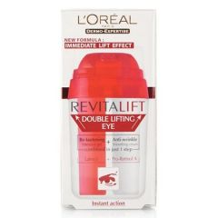 LOREAL REVITALIFT DOUBLE LIFTING EYE CREAM 15ML