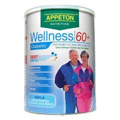 APPETON WELLNESS 60+ DIABETIC (VANILLA) 900G