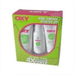 OXY ACNE CONTROL STARTER KIT 1S