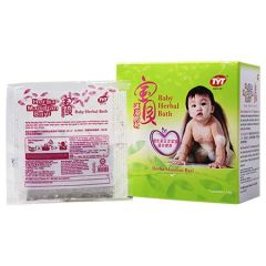 TYT BABY HERBAL BATH 15G 7S