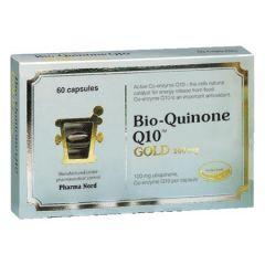 BIO-QUINONE Q10 GOLD ACTIVE COENZYME Q10 100MG CAPSULE 60S