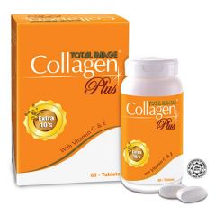 TOTAL IMAGE COLLAGEN PLUS TABLETS 60s+10s