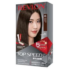 REVLON TOP SPEED WOMEN 65 DARK BROWN 59ML