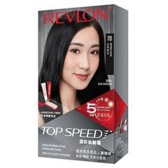 REVLON TOP SPEED WOMEN 70 NATURAL BLACK 59ML