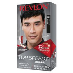 REVLON TOP SPEED MEN 70M NATURAL BLACK 59ML
