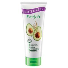 EVERSOFT AVOCADO & RICE BRAN OIL EXTRA NOURISHING FACIAL CLEANSING FOAM 170G