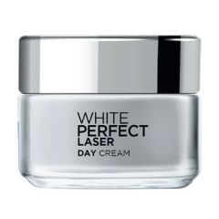 LOREAL WHITE PERFECT LASER DAY CREAM SPF19 50ML