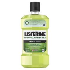 LISTERINE MOUTHWASH NATURAL GREEN TEA 250ML