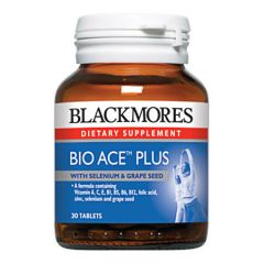 BLACKMORES BIO ACE PLUS TABLET 30S