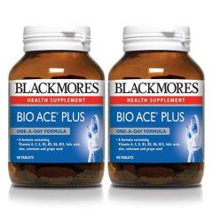 BLACKMORES BIO ACE PLUS TABLET 90S X 2