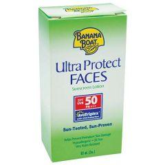 BANANA BOAT ULTRA PROTECT FACES SUNSCREEN LOTION SPF50 60ML