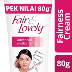 FAIR & LOVELY ADVANCED MULTI VITAMIN FAIRNESS CREAM 80G