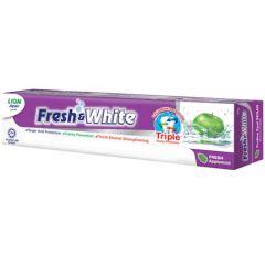 FRESH & WHITE FRESH APPLEMINT TOOTHPASTE 160G