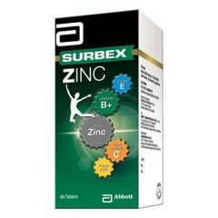 SURBEX-750 ZINC 60S