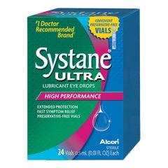 SYSTANE ULTRA UNIT DOSE 0.4MLX24S (BC)