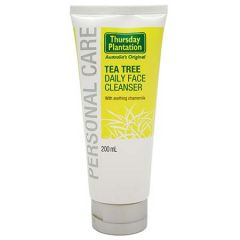 THURSDAY PLANTATION T3 DAILY FACE CLEANSER 200ML
