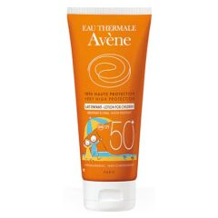 AVENE VERY HIGH UV PROTECTION LOTION FOR CHILDREN SPF50+ 100ML