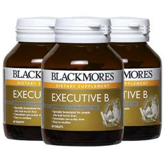 BLACKMORES EXECUTIVE B TABLET 60S X 3
