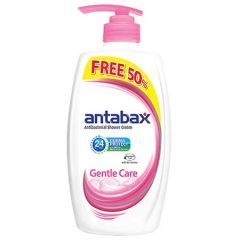 ANTABAX ANTIBACTERIAL SHOWER CREAM GENTLE CARE 650ML