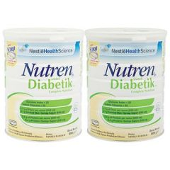 NUTREN DIABETIK (SCOOP) 800GM X 2