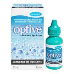 OPTIVE EYE DROP 15ML