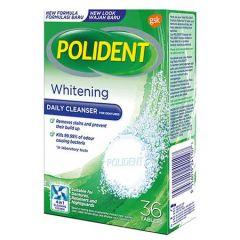 POLIDENT OVERNIGHT WHITENING 36S