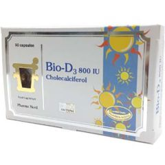 BIO-D3 800IU CHOLECALCIFEROL CAPSULE 80S