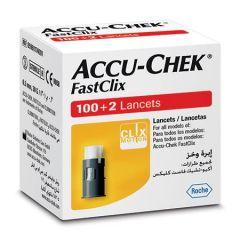 ACCU-CHEK FASTCLIX LANCET 102S