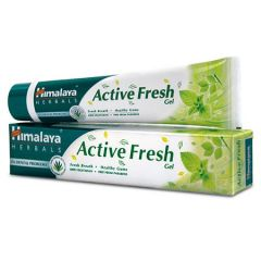 HIMALAYA ACTIVE FRESH GEL TOOTHPASTE 100G