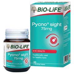 BiO-LiFE PYCNO SIGHT 75MG EYE HEALTH TABLET 30S