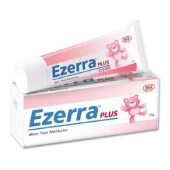 EZERRA PLUS CREAM FOR ITCHY SCRATCHED SKIN 25G
