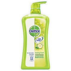 DETTOL LASTING FRESH ACTI-BACTERIAL BODY WASH 950ML + G