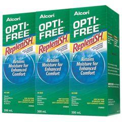 OPTI-FREE REPLENISH 300ML X 3