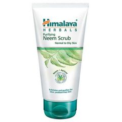 HIMALAYA PURIFYING NEEM SCRUB 150ML