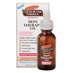 PALMERS COCOA BUTTER SKIN THERAPY OIL FACE 30ML