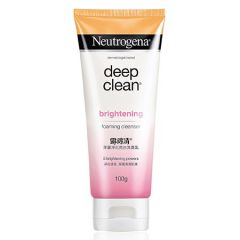 NEUTROGENA DEEP CLEAN FOAMING CLEANSER BRIGHTENING 100G