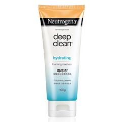 NEUTROGENA DEEP CLEAN FOAMING CLEANSER HYDRATING 100G