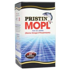 PRISTIN MOPL FISH OIL 650MG 30S
