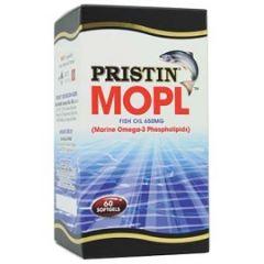 THC PRISTIN MOPL FISH OIL 650MG 60C